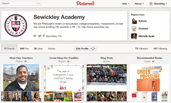 How To Use Pinterest To Market Your School