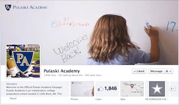 pulaski-academy-facebook-page