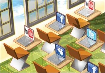 social-media-in-schools