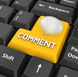 What's Your School's Blog Comment Strategy?