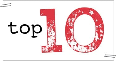 Top 10 Blog Posts of 2012