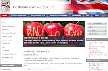 School Spotlight: The British School Of Costa Rica