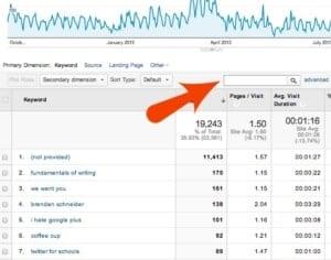 google-analytics-search-box