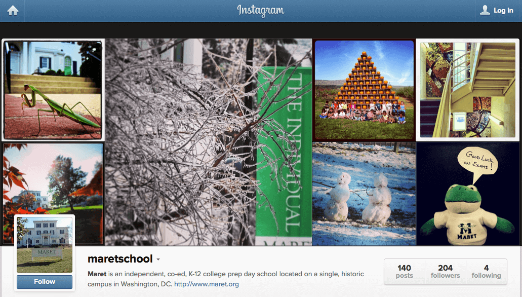 maret-instagram-account-school-spotlight