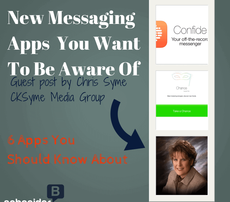 New Messaging Apps You Want To Be Aware Of