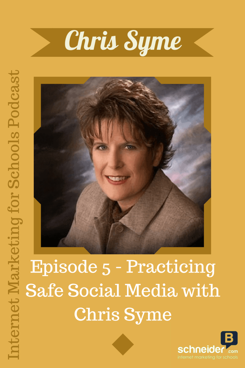 Practicing Safe Social Media with Chris Syme