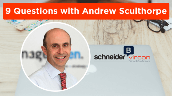 9 Questions with Andrew Sculthorpe