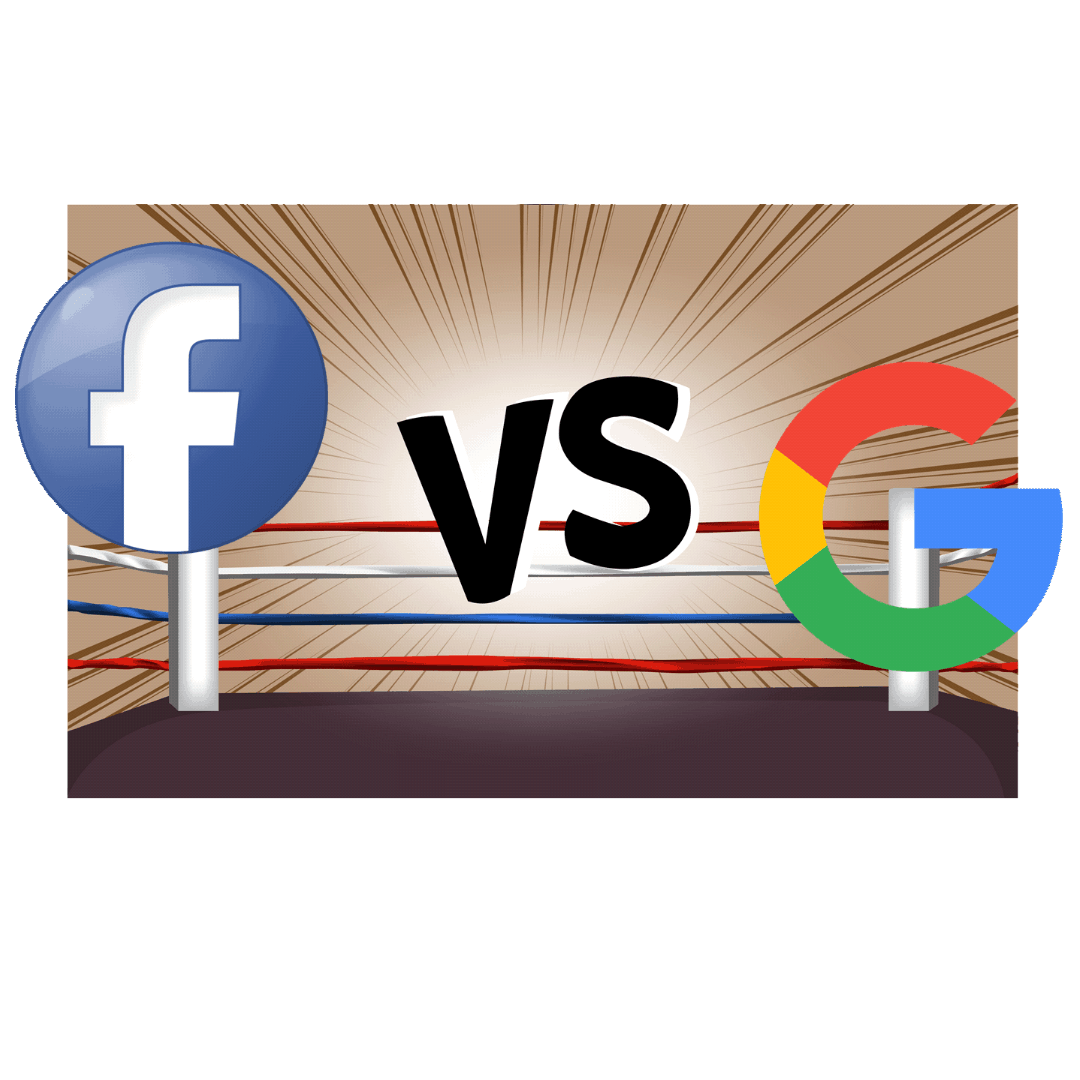 FB VS Google Thumbnail