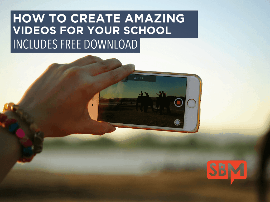 How To Create Amazing Videos For Your School