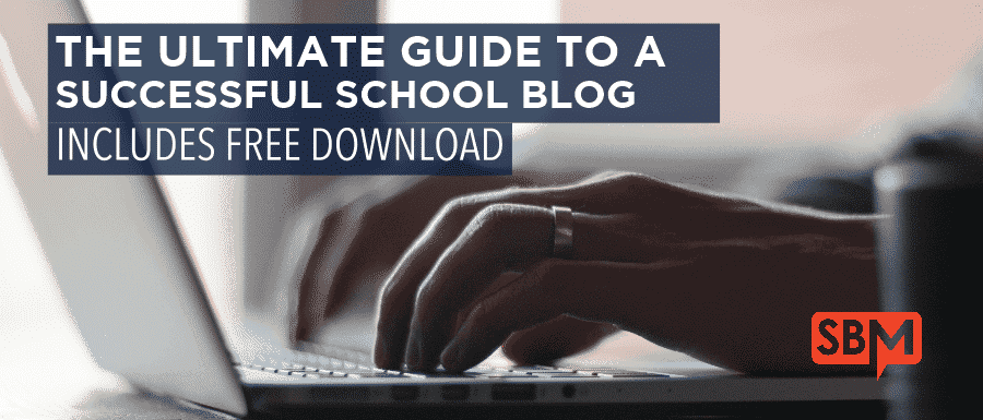 The Ultimate Guide to a Successful School Blog
