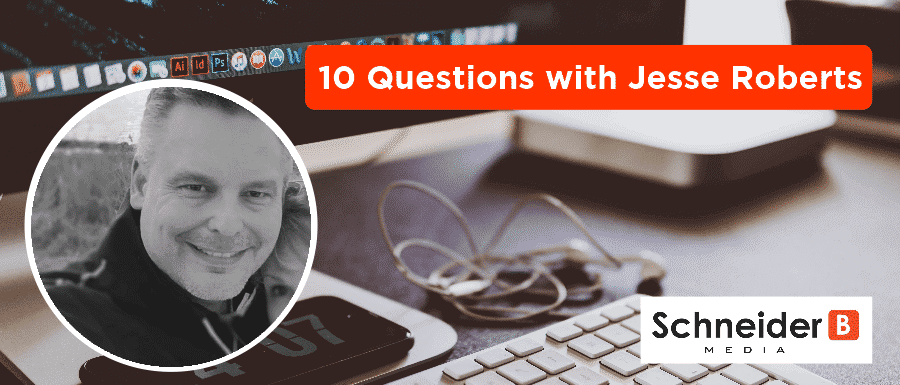 10 Questions with Jesse Roberts