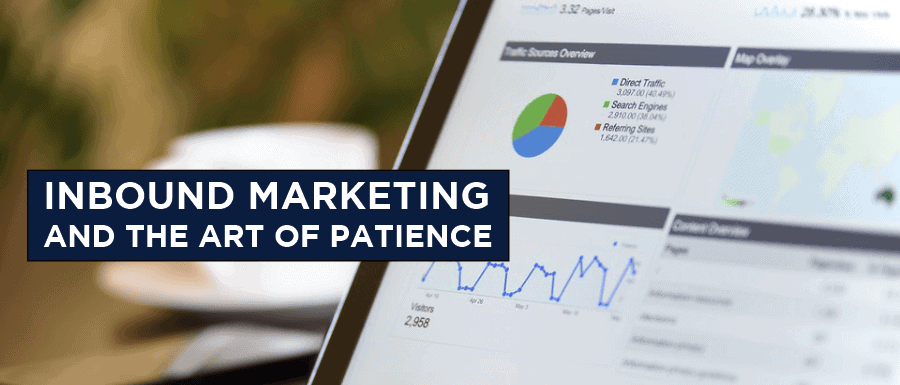 Inbound Marketing and the Art of Patience