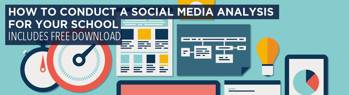 How to Conduct a Social Media Audience Analysis for Your School