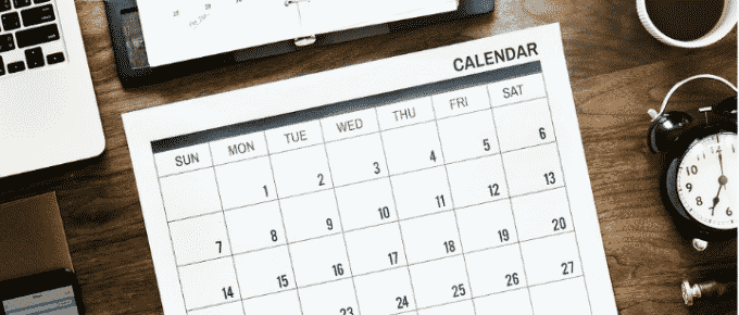 How to Construct a Big Picture Annual Calendar and Editorial Calendar for Your School Marketing