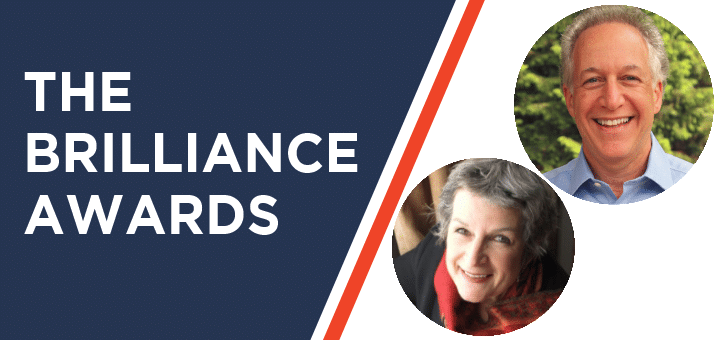 Podcast: The Brilliance Awards with Liza and Rob Norman