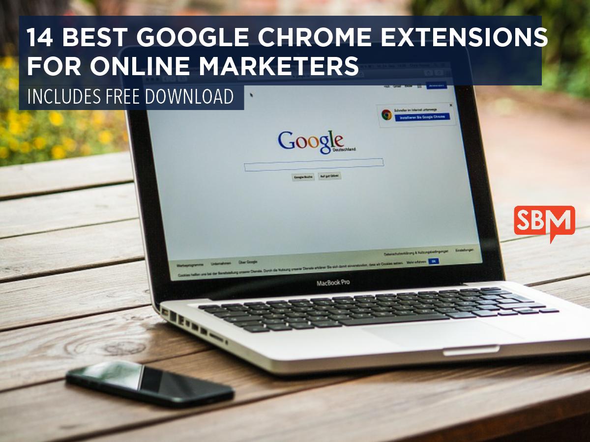 16d98fb9d53 14 Best Google Chrome Extensions for Online Marketers | SchneiderB Media