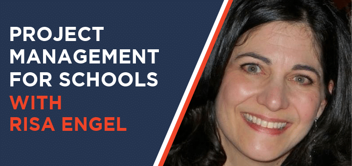 SBfm19 – Project Management for Schools with Risa Engel