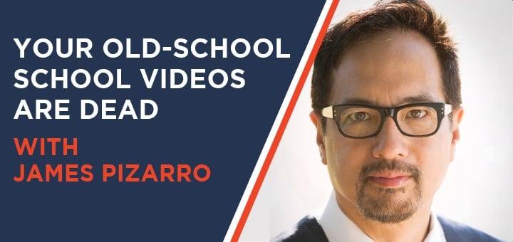 SBfm23 – Your Old School School Video is Dead with James Pizarro