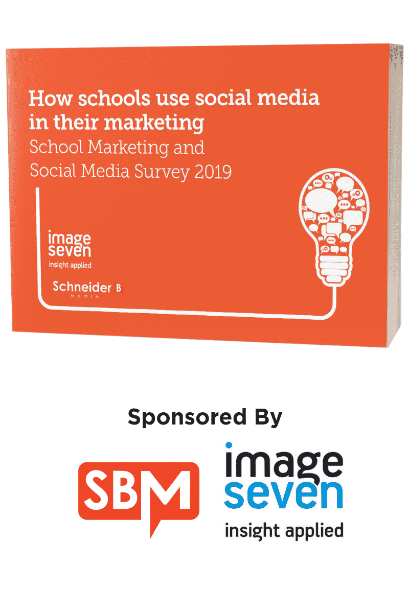 School Marketing and Social Media Report for 2019
