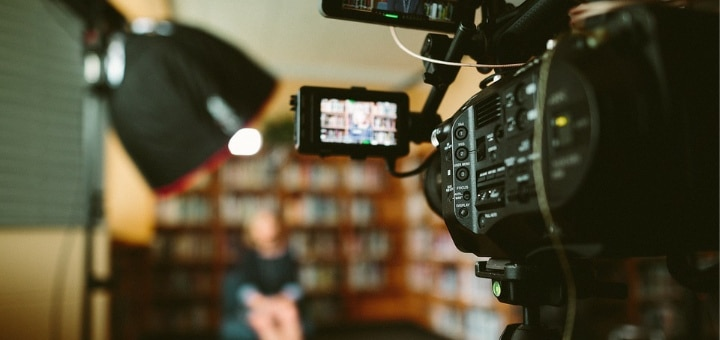 How to Get Your Administrators, Faculty and Staff Comfortable in Front of a Camera