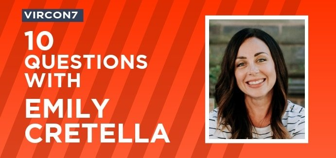 10 Questions with Emily Cretella