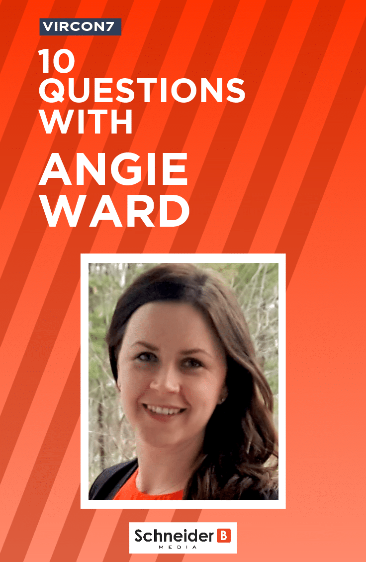 10 Questions with Angie Ward