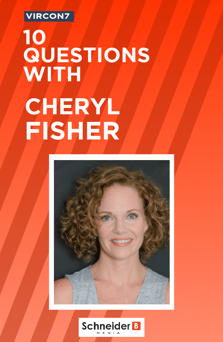 10 Questions with Cheryl Fisher