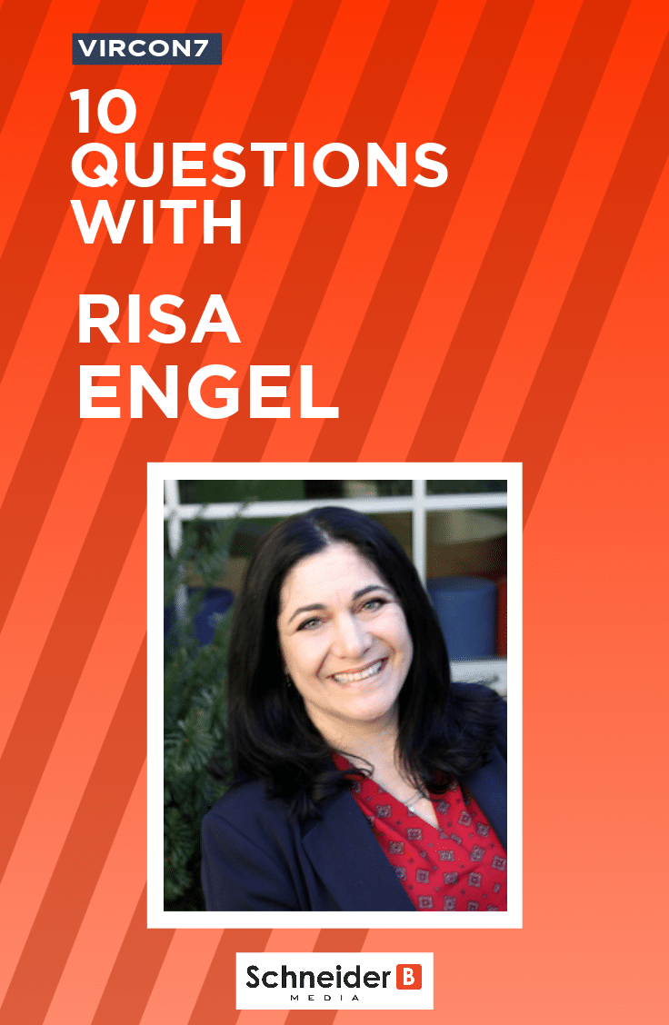 10 Questions with Risa Engel
