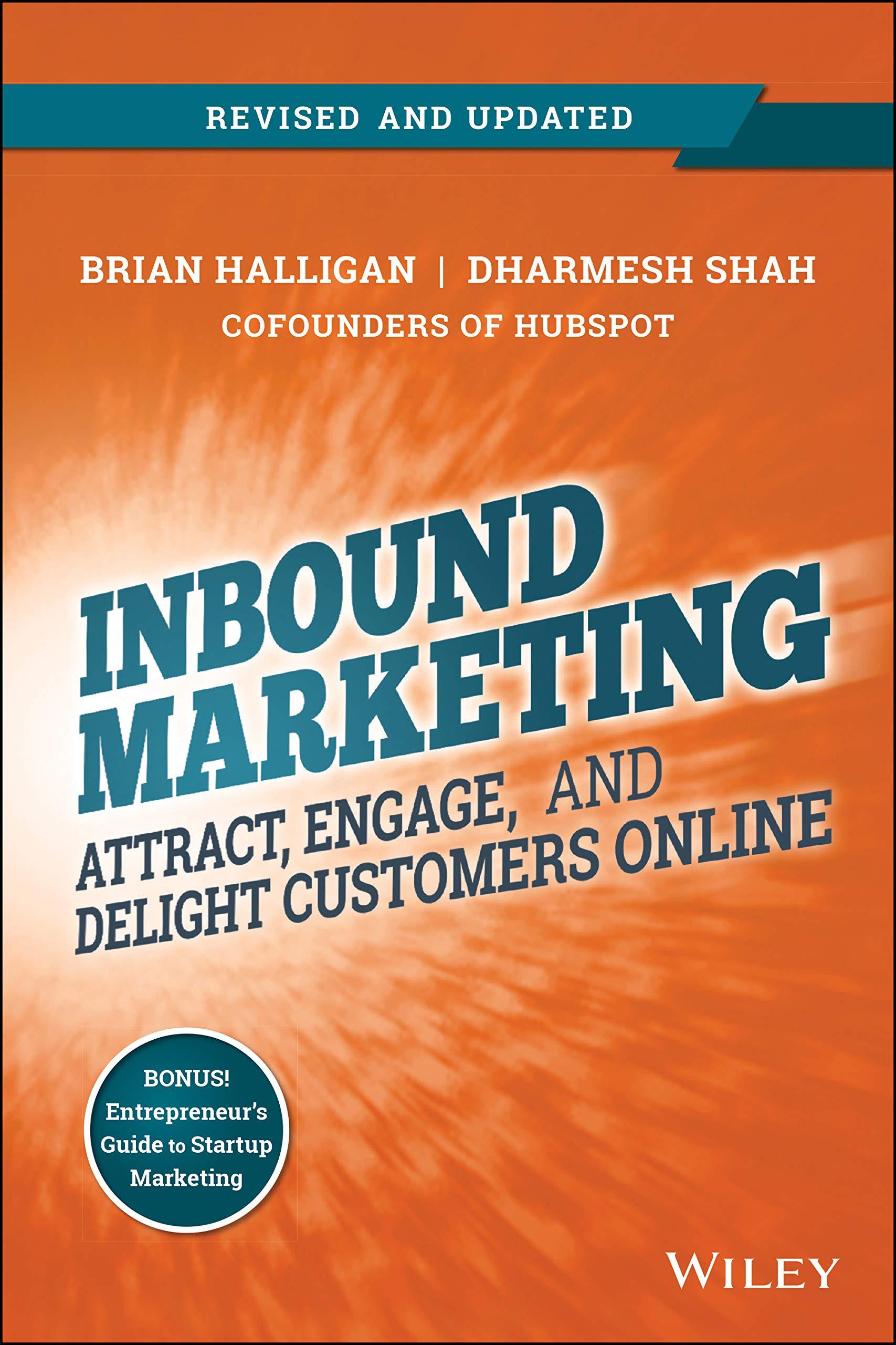 Inbound Marketing Book from Hubspot