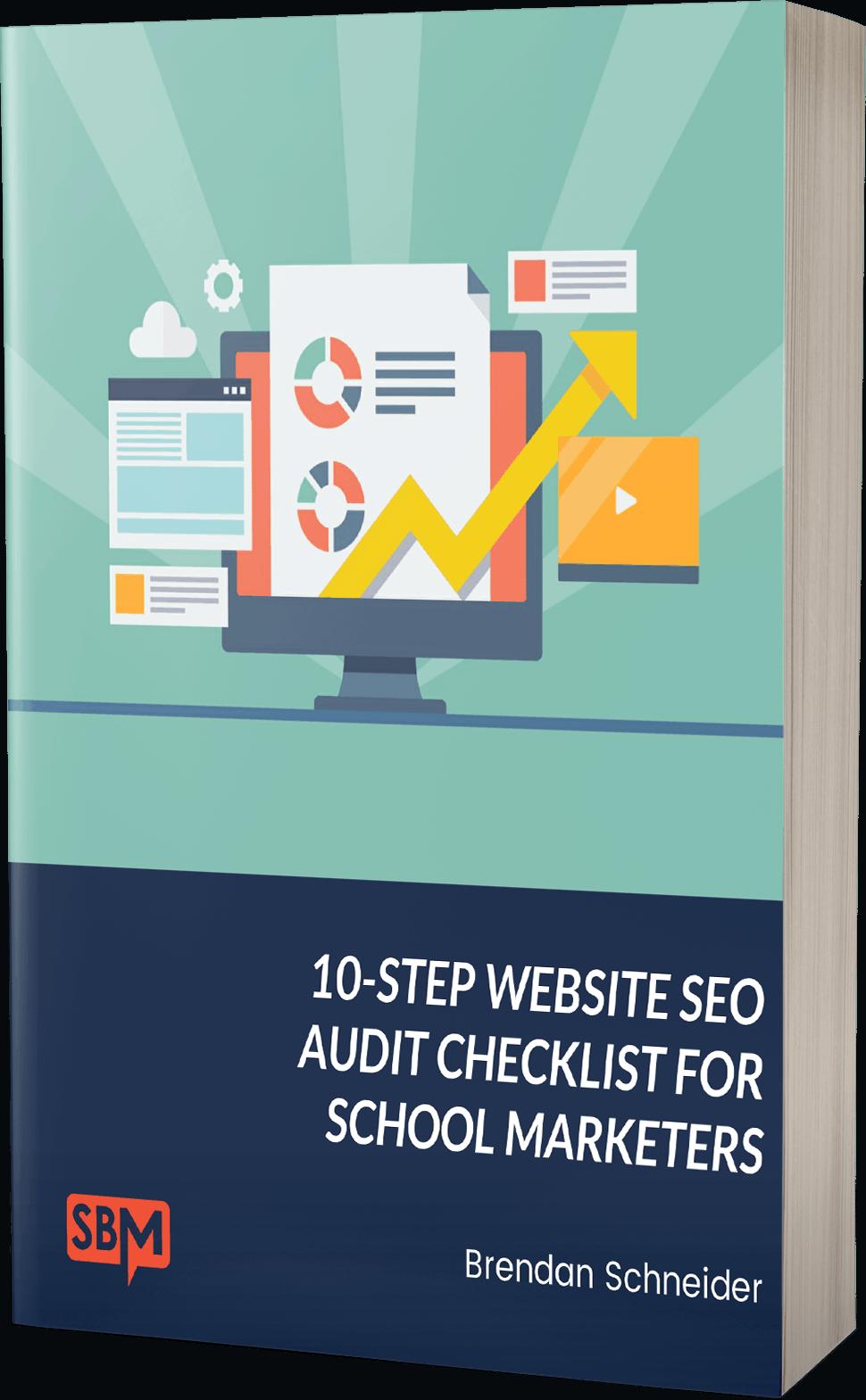 10-Step Website SEO Audit Checklist for School Marketers