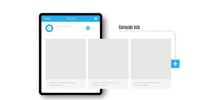 How to Leverage Carousel Ads for School Marketing